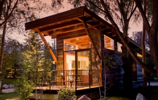 Tiny Home in Jackson Hole by Wheelhaus